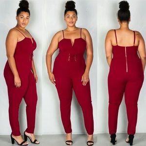 Other - Plus Size Jumpsuit